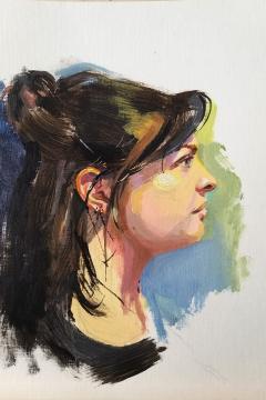 Jose Sanchez Peinado_Portrait Artist (1)