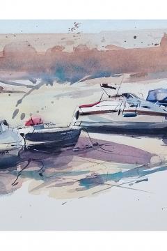 Jose Sanchez Peinado_Watercolour Artist_Watercolour painting (2)