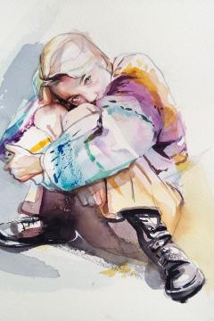 Jose Sanchez Peinado_Watercolour Artist_Watercolour painting (34)